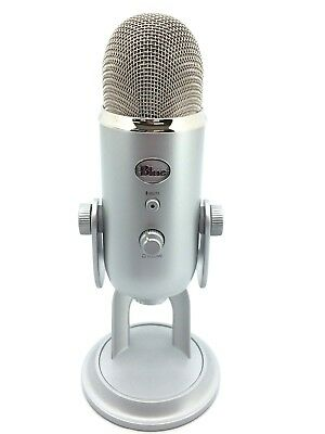 Blue Yeti Ultimate USB Microphone for Professional Recording