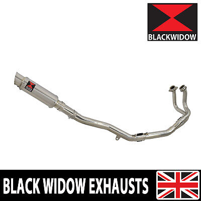 Crf1000L Crf 1000 Africa Twin De-Cat Exhaust System Stainless Silencer 230Sr