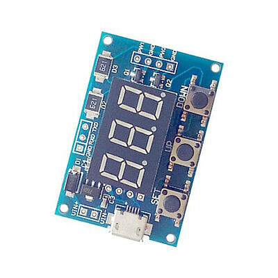 1PCS 2 Channel PWM Generator Adjustable Duty Cycle Pulse Frequency Module NEW