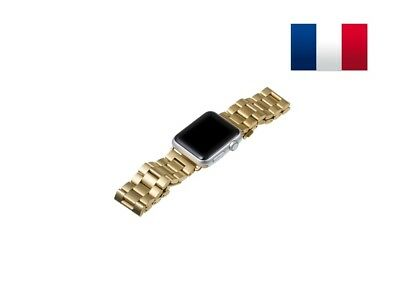 Bracelet en acier inoxydable pour Apple Watch version 42mm - Or