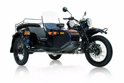 2017 Ural Limited Edition  Limited Edition Black Coated Drivetrain Amazing Options Financing & Trades