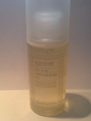 Sanctuary Spa Mum To Be Stretch Mark Oil 150ml