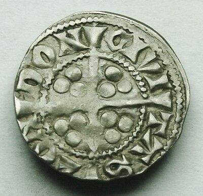 Edward I Ar Penny London Mint (72Y)