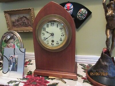 Boston Clock Co. Tandem Wind Mantle Clock