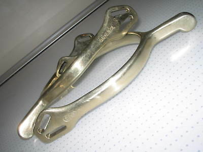 Sprenger German Silver Balkenhol Spurs 35mm Ladies