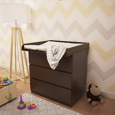 polini kids wickelaufsatz wickeltischaufsatz f r kommode. Black Bedroom Furniture Sets. Home Design Ideas