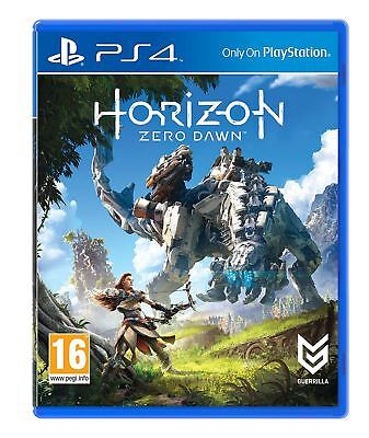 Horizon: Zero Dawn Standard Edition PS4 *New and Sealed*
