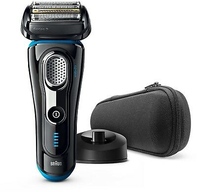 Braun Series 9 9240s Men's Electric Foil Shaver, Wet and Dry, Rechargeable and