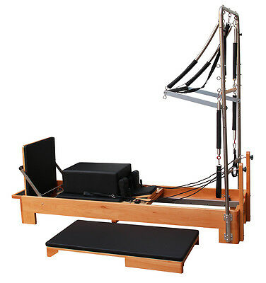 Pilates Studio Reformer with Tower