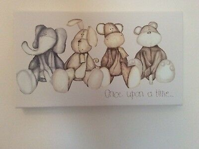 Mamas and Papas - Once Upon a Time Canvas Picture