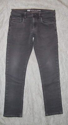 HERE& THERE by C&A Stretch Jeans Hose grau - Gr. 170