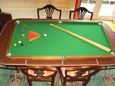 Table Top Snooker Table (Chailey)