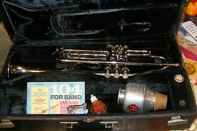 Old Holton T401 Trumpet