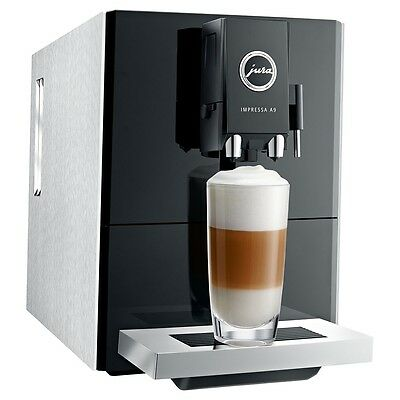 Jura Impressa A9 One-Touch Automatic  Espresso Machine Brand New In The Box,