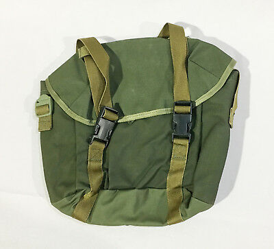 Canadian Military 82 Pattern Webbing Butt Pack Surplus Used #1334