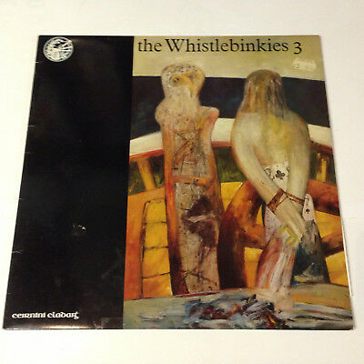 The Whistlebinkies. The Whistlenbinkies 3. Claddagh records. Lp.