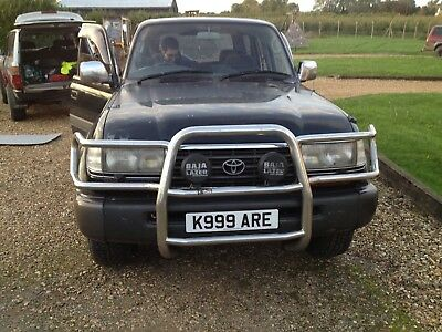 Toyota Land Cruiser 80  4.2 Turbo Diesel 4 X4  Auto  Breaking Spares Only