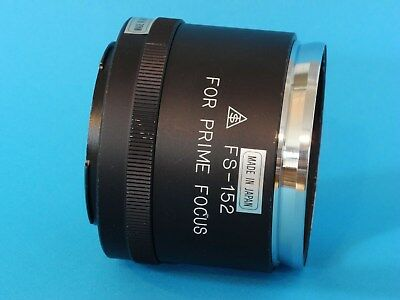 "TAKAHASHI Adapter ""FS-152 FOR PRIME FOCUS"" & ""Pentax 67 T-mount"" FS-128F/TOA-130"
