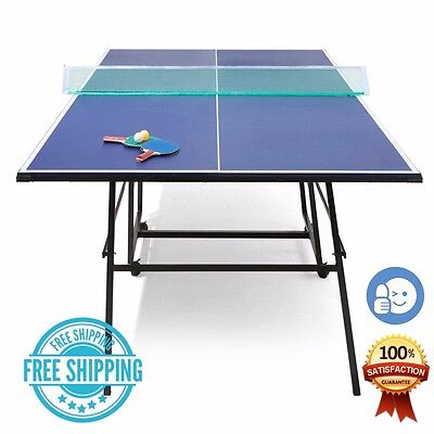 Table Tennis Table Outdoor Top Australia Sports Indoor Family Kids Ping Pong New