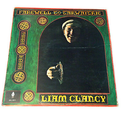 Liam Clancy. Farewell To Tarwathie. Release records. Lp.
