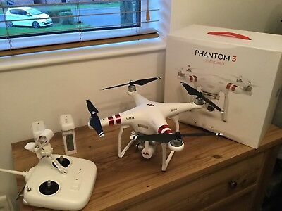 Phantom 3 Standard With Case 'No Reserve'