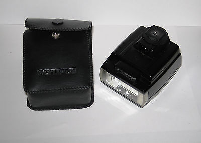 Olympus T20 Shoe Mount Flash for Olympus OM System. Excellent. Tested.