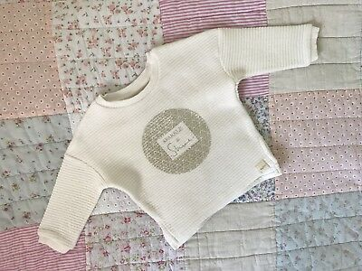 Girls River Island Mini Jumper 6-9 Months