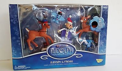 Rudolph and The Island Of Misfit Toys Rudolph & Friends by Memory Lane - Sealed