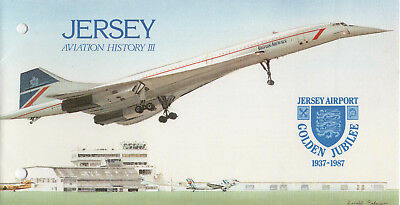 JERSEY 1987Jersey Aviation III Presentation Pack