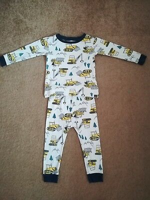 gap boys pyjamas 18-24