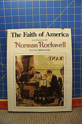 Norman Rockwell Faith Of America Book