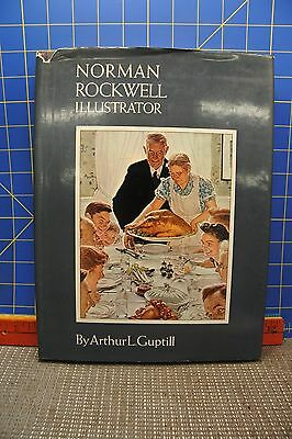 Norman Rockwell Illustration Book 1972