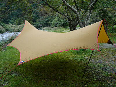 VistaWing - Bill Moss Tents - LARGE Wing Shelter Tarp - Great Condition!!