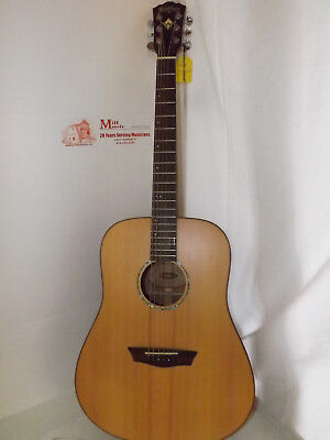 Washburn WD170SW Solid wood top guitar. Retail $799.00