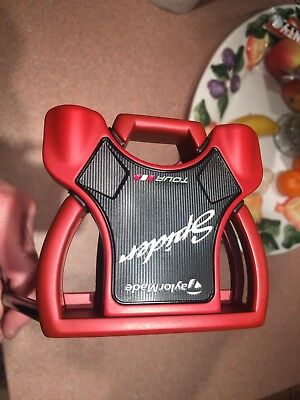 Taylormade tour Spider Putter Red
