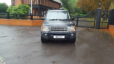 Landrover Discovery 3 2.7 Tdv6 Diesel Auto