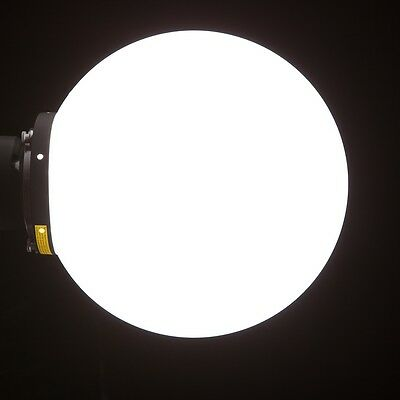 Walimex 400mm diammeter spherical diffuser, Bowens S Type Adapter Fitting