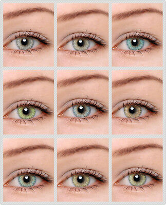 Fresh Coloured Contact Lenses color contact lens color YEARLY USE 2017