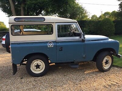 Land Rover Series 3 - Tax Exempt - with overdrive