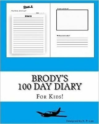 Christian's 100 Day Diary by Lee, K. P. -Paperback