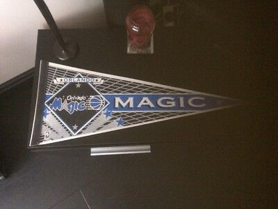 Orlando Magic Basketball Pennant