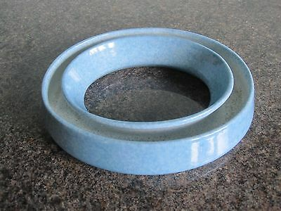 Shelley - Posy Vase / Posy Ring - Lovely Blue