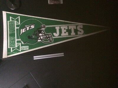New York Jets NFL Pennant