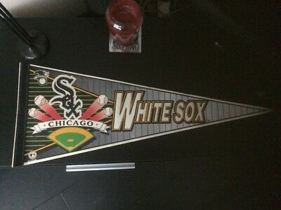 Chicago White Sox Baseball Pennant