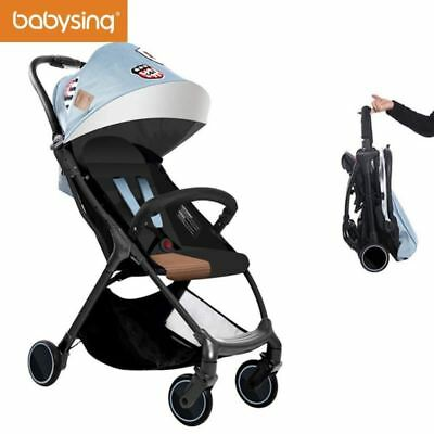 Babysing Baby Stroller Portable Lightweight Travel Strollers Easy Carry Foldable