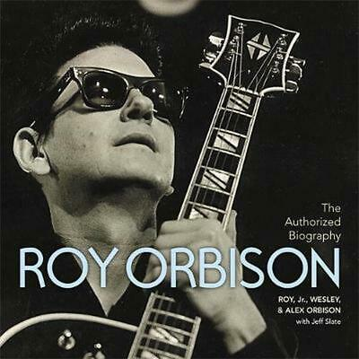 The Authorized Roy Orbison by Roy Orbison Hardcover Book Free Shipping!