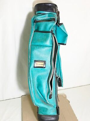 Vintage Retro Old Bryant Golf Club Bag Holder Carrier