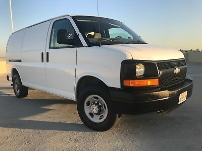 2009 Chevrolet Express  2009 Chevy Express 2500 Cargo Van Only 62K miles
