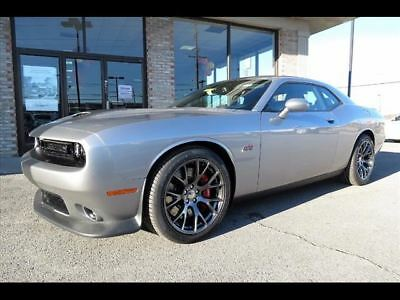 2016 Dodge Challenger SRT 392 2016 DODGE CHALLENGER SRT 392  BRAND NEW  BILLET SILVER CLEARCOAT   AUTOMATIC