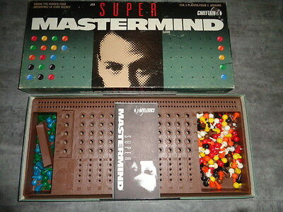 Super Mastermind by Chieftain 1975 - Complete